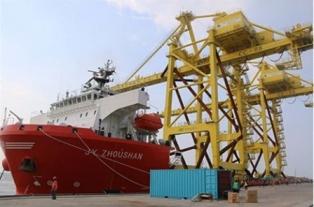 Tpks Tambah Alat 2 Unit Crane Container