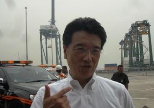 New Priok Container Terminal 1 Kapalkan Ekpor Perdana